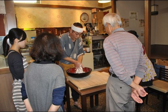 Make soba noodles near Nagoya - 0