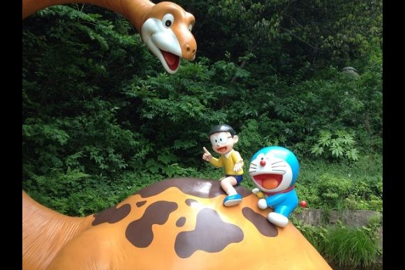 Meet our hero Doraemon at Fujiko・F・Fujio Museum - 0