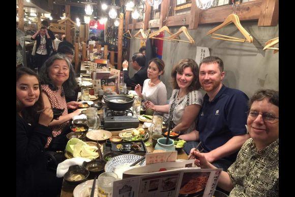 Tokyo Walking Food Tour at Night - 0