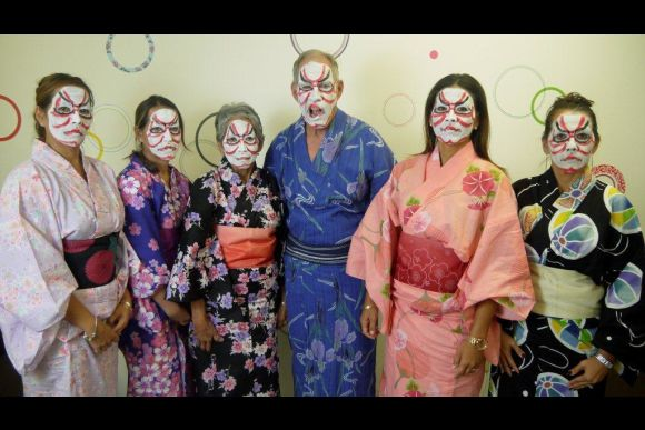 Tour Tsukiji Fish Market in Kabuki Makeup! - 0
