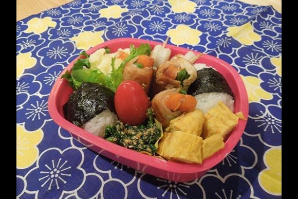 Experience making Bento (lunch box) in Kyoto - 0