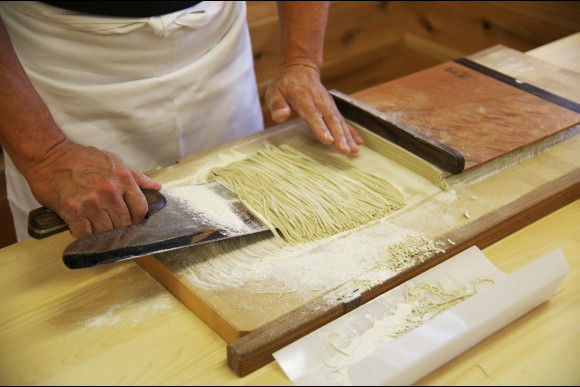 Spend half a day with a Soba Making Master near Tokyo - 0