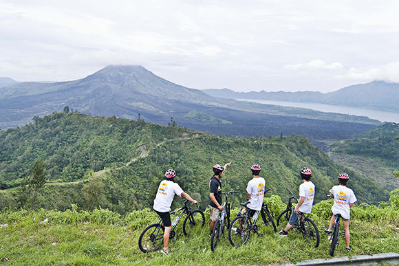 20% OFF Bali Eco Cycling Tour in Ubud - 0