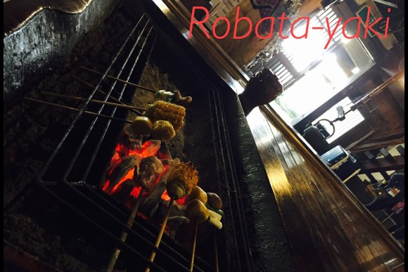 "Experience eating ""Robata-yaki"" barbecue near Mt. Fuji - 0"