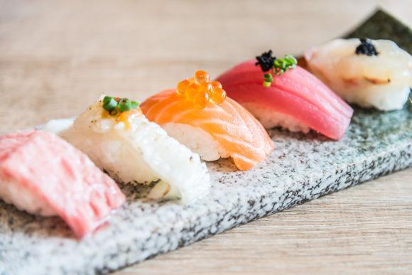 Eat various gourmet local food during a Tokyo walking tour! - 0