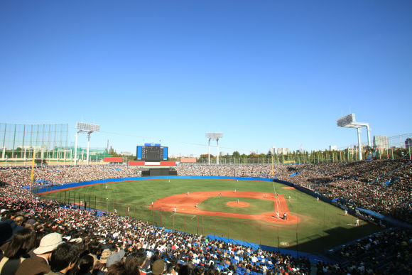 Get Baseball Game Tickets for Yokohama Stadium in Yokohama! - 0