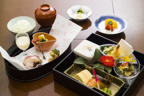 Reserve Kashiwaya Kasuian Michelin 3-star Osaka Restaurant - 0