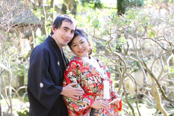 Wear traditional wedding costume & eat Kaiseki lunch,Dazaifu - 0