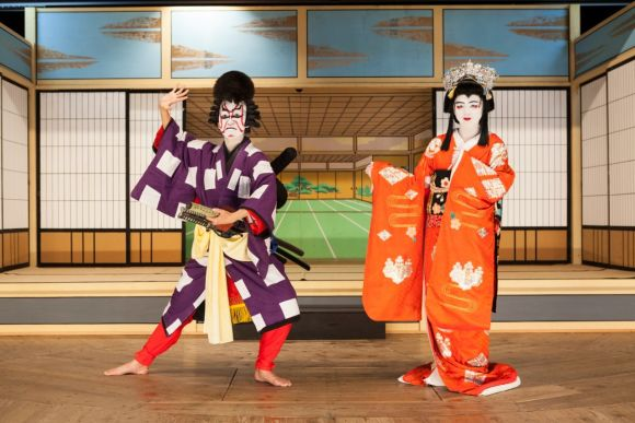 Experience dressing up as a kabuki actor in Gifu - 0