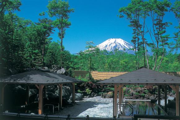 一日游玩富士山麓,体验山中湖露天温泉 - 0