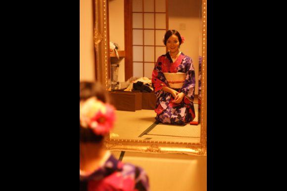 See Nagasaki's historical places in a Kimono photo tour! - 0