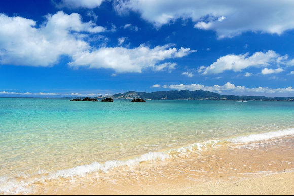 Go to the best coral reef beaches in Zamami, Okinawa - 0
