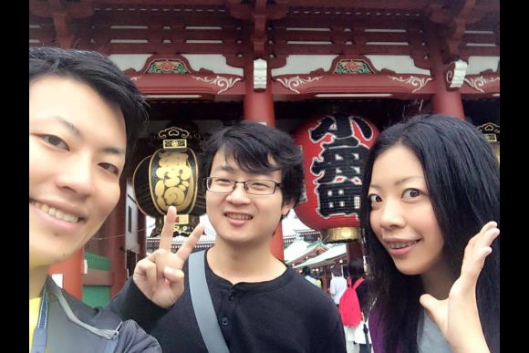 Take a Japanese Language Class for beginners in Asakusa! - 0