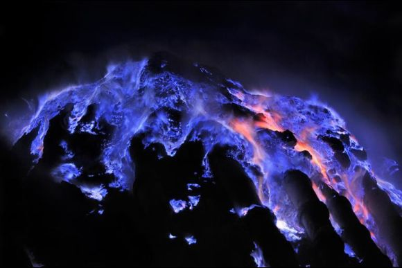 Kawah Ijen (Mount Ijen) Blue Fire Volcano Crater Tour - 0