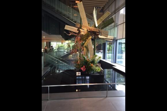 Appreciate Ikebana and Hidden View Points in Tokyo - 0