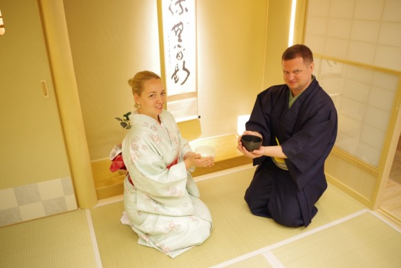 Learn Japanese tea ceremony with photo shooting in Ginza! - 0