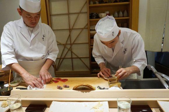 Reservation for Sushi Sho Masa Roppongi Restaurant in Tokyo - 0