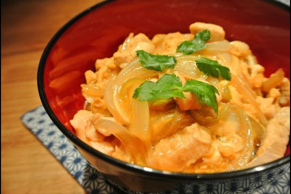 Make the popular Oyakodon bowl dish in Tokyo! - 0