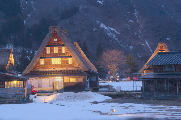 Visit the World-Famous Farmhouses of Shirakawa-go - 0