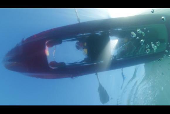 Clear Kayak Tour in Lake Shikotsu from Sapporo, Hokkaido! - 0