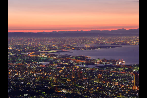 Enjoy Rokkosan Night View Tour with English Guide in Kobe! - 0