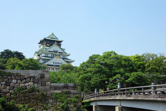 Private Osaka Castle Walking & Dotonbori Food Tour! - 0