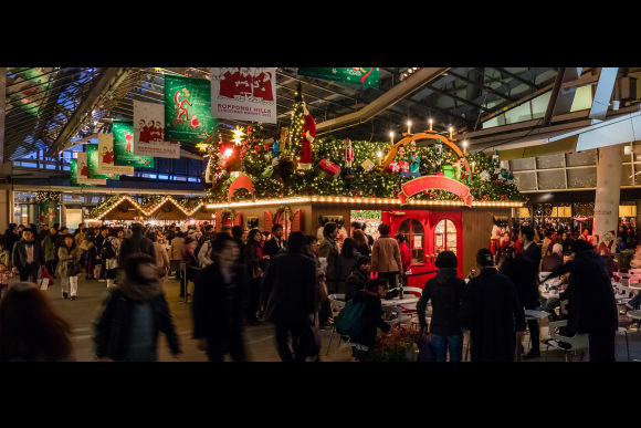 Enjoy Christmas markets in Tokyo with local people - 0