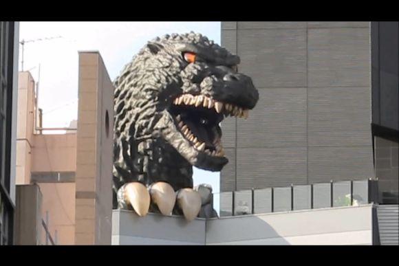Shinjuku Godzilla, Samurai and Local Tiny Bars tour - 0