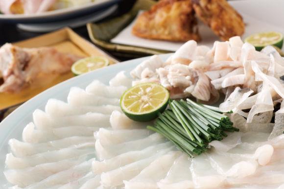 Reservation for Fugu Restaurant Fukuji in Tokyo - 0