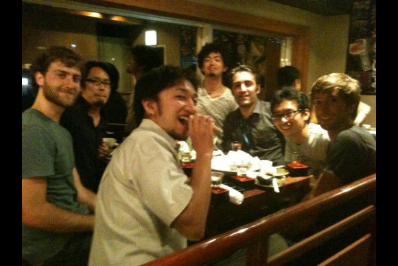 Lunch with the Voyagin Founder and Staff - 0