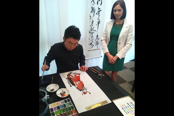Learn Traditional Chinese and Japanese Water Painting - 3