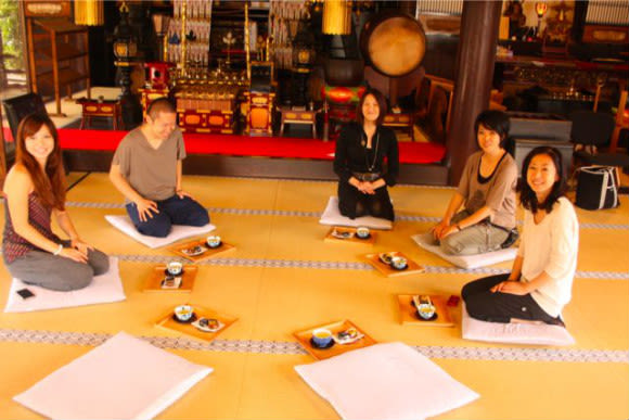 Do Zen Meditation and Pilates at a Temple - 3