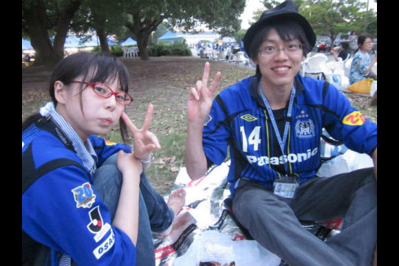 Watch a Soccer Game in Osaka - 0