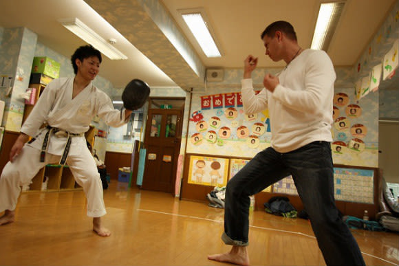 Take Karate Lessons from a Black Belt Master - 0