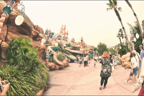 Kawaii Dress-up Day in any Theme Park of your choice - 0
