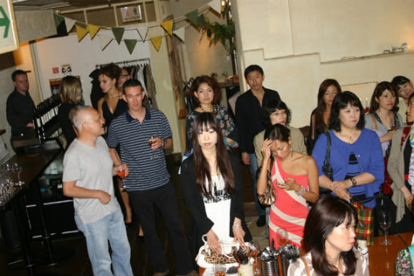 8/4 Olympic Games: Wines, Cheeses & Prizes in Harajuku - 1