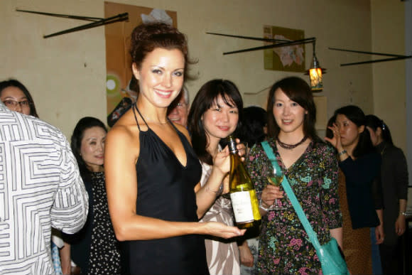 8/4 Olympic Games: Wines, Cheeses & Prizes in Harajuku - 3