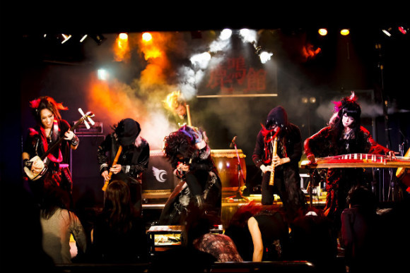 """10/31 Let's Go to a Japanese """"Visual-kei"""" Concert!  - 1"""