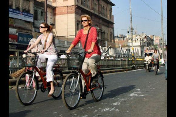 Cycle through Old Delhi: The Shah Jahan Tour - 1