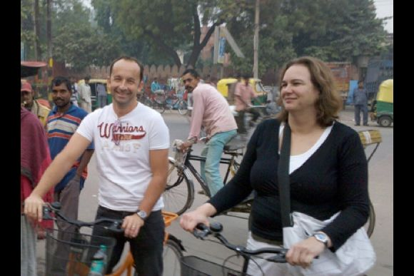 The Raj Tour: A Breathtaking Ride of Old and New Delhi - 1