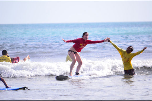 Learn to Surf with the Best Instructors in Bali - 1