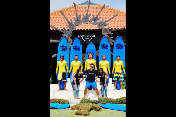 Learn to Surf with the Best Instructors in Bali - 3