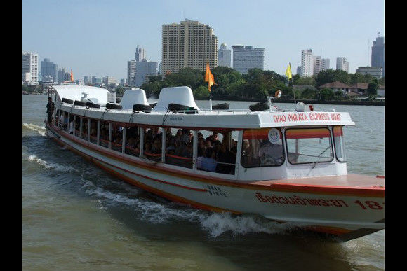 Ride a Rocket Boat in the canals of Bangkok - 0