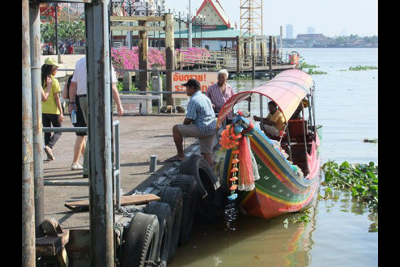 Ride a Rocket Boat in the canals of Bangkok - 1