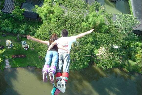 Take a leap - bungy-jumping in Phuket - 0