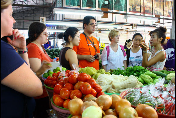 Pick and cook the best food from Chiang Mai's markets - 1