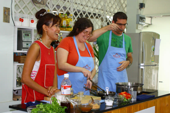 Pick and cook the best food from Chiang Mai's markets - 3