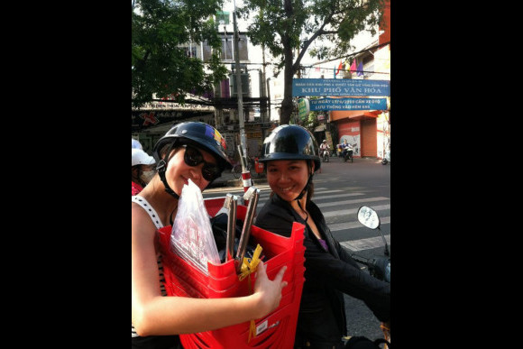Savour the street food of Ho Chi Minh City on a motorbike - 1