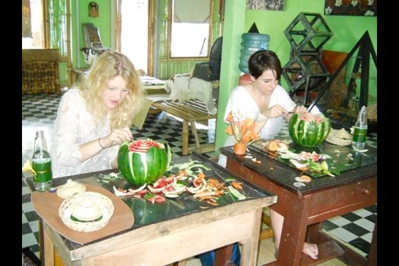 Learn to Carve Fruits - 1
