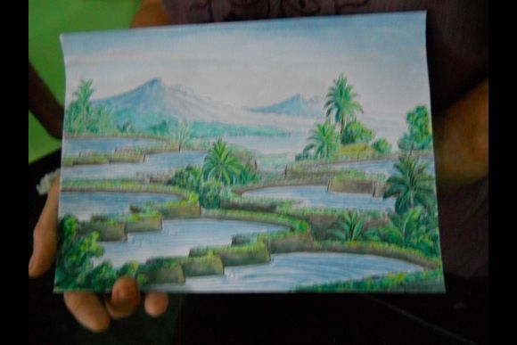 Learn Traditional Balinese Painting - 0